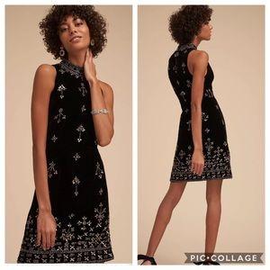 Adrianna-Papell Cocktail velvet dress 💃💕💫